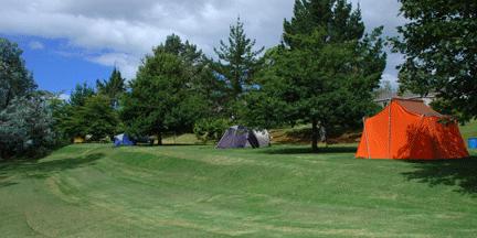 Camping Ground - Premium Sites
