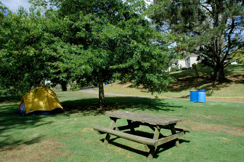 Camping Ground - tent sites