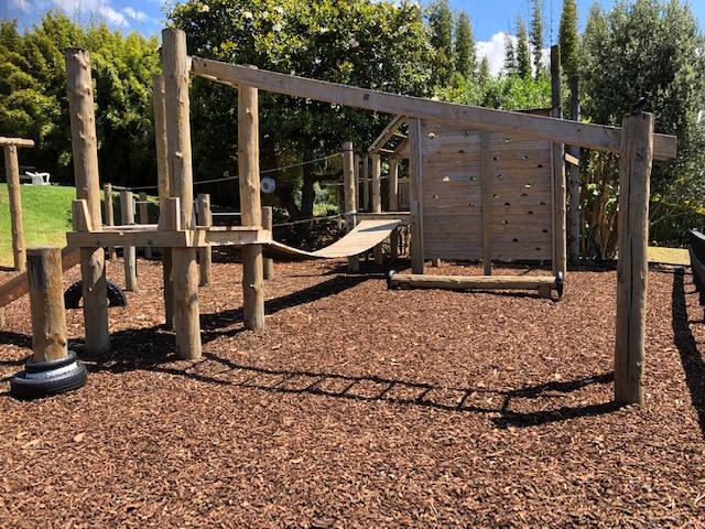 Kerikeri Holiday Park Playground