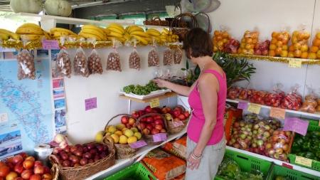 Roadside stall - Kerikeri