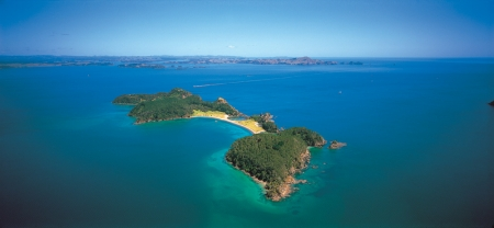 Roberton Island - Bay of Islands