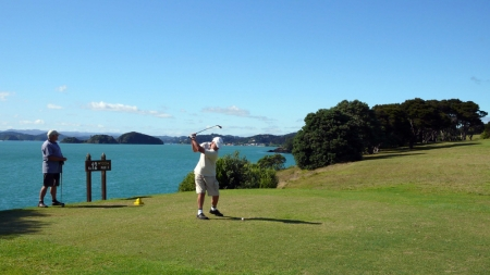 Waitangi Golf Course - 20 mins from Kerikeri