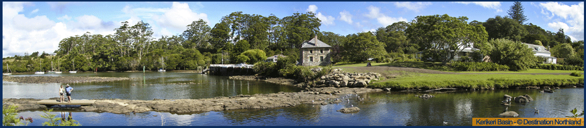 Kerikeri Accommodation